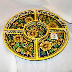 Sicilian Ceramic Antipasti...