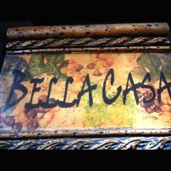 Bella Casa Stone Fresco