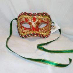 Italian Venetian Half Mask...