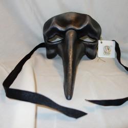 Italian Venetian Zanni Mask