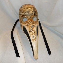 Italian Venetian Dottore Mask