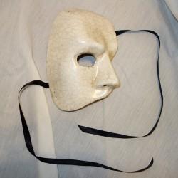 Italian Venetian Phantom Mask