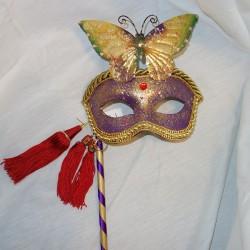 Italian Venetian Mask on...