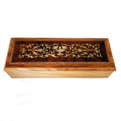 Sorrento Inlaid Wood Box...