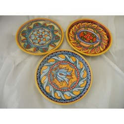 Deruta Wine Coaster