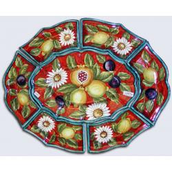 "Vietri Italy Ceramic 23""..."