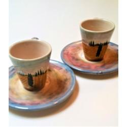 Tuscany Italy Ceramic...