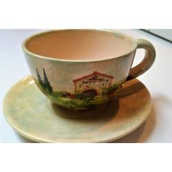 Lucca Itay Ceramic Latte Cup