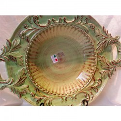 Italian Round Sculpted Bowl...