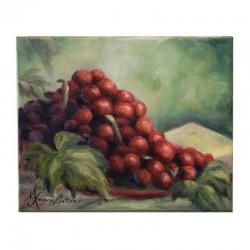 Italian Art Oil on Canvas...