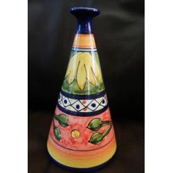 "Vietri Bottle Home Decor 6"""