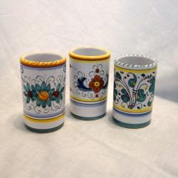 Deruta Wine Cups