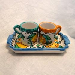 Amalfi Coast Espresso Set
