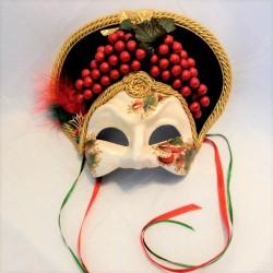 Winter Mask Sculpture
