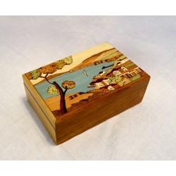Inlaid Wood Box Sorrento...