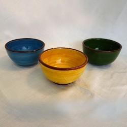 Colorful Serving Bowls