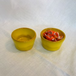 Small Serving Bowls Yellow
