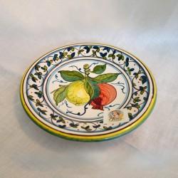 Salad Plate Pomegranate Lemon