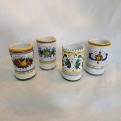 GIFTED Italian Wine Cups