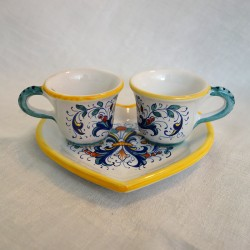 Espesso Cups Deruta Italy