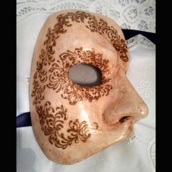 Phantom of the Opera Art Mask
