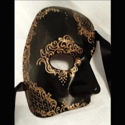 Venetian Mask Phantom Style